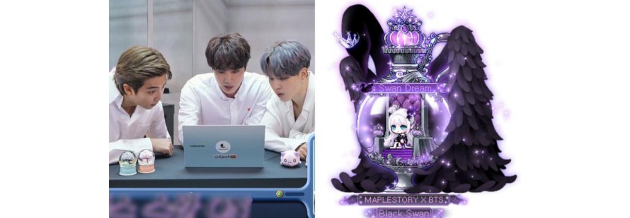 Los nuevos artículos creados por BTS para 'MapleStory' harán que quieras jugar todo el día