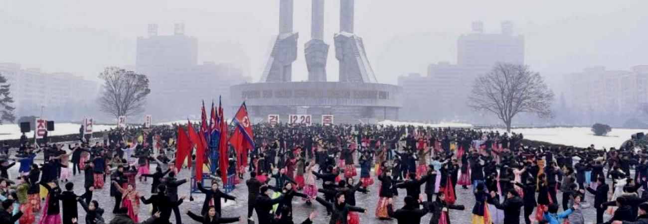 ¿Por qué en Corea del Norte está prohibida la celebración de la Navidad?