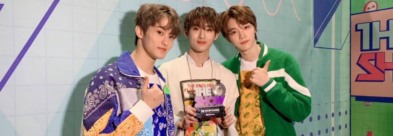 NCT U obtiene su primera victoria con '90's Love' en el programa de K-pop The Show