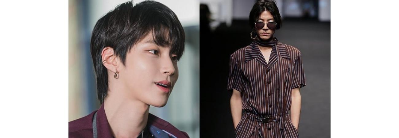 Las imágenes de Hwang In Yeop de 'True Beauty' como modelo te dejarán sin respiración
