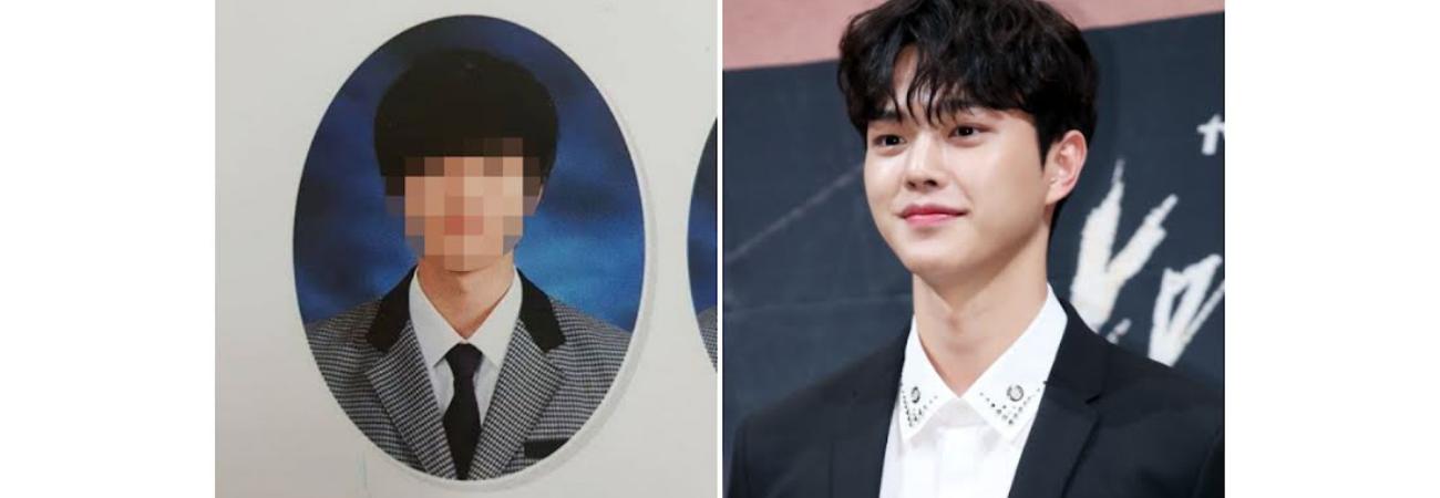 Las fotos de graduación de Song Kang sacuden la internet