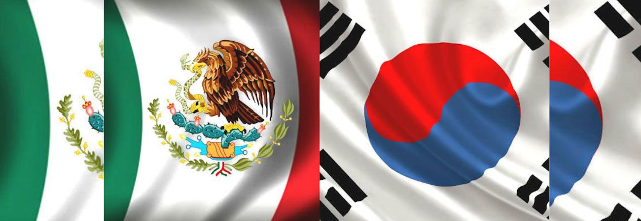 Corea del sur dona a México trajes protectores para Covid-19