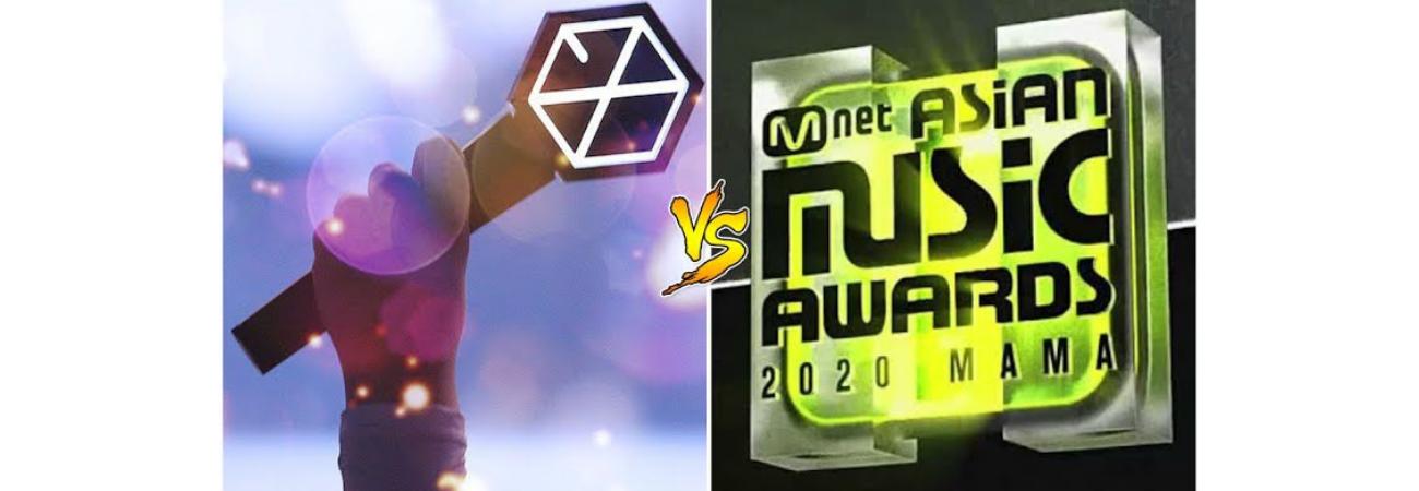 ¿Por qué EXO no ha asistido a los premios MAMA durante los últimos 3 años?