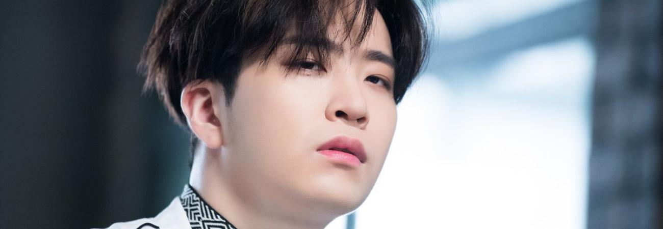 Youngjae de GOT7 participa en una campaña para la donación de órganos