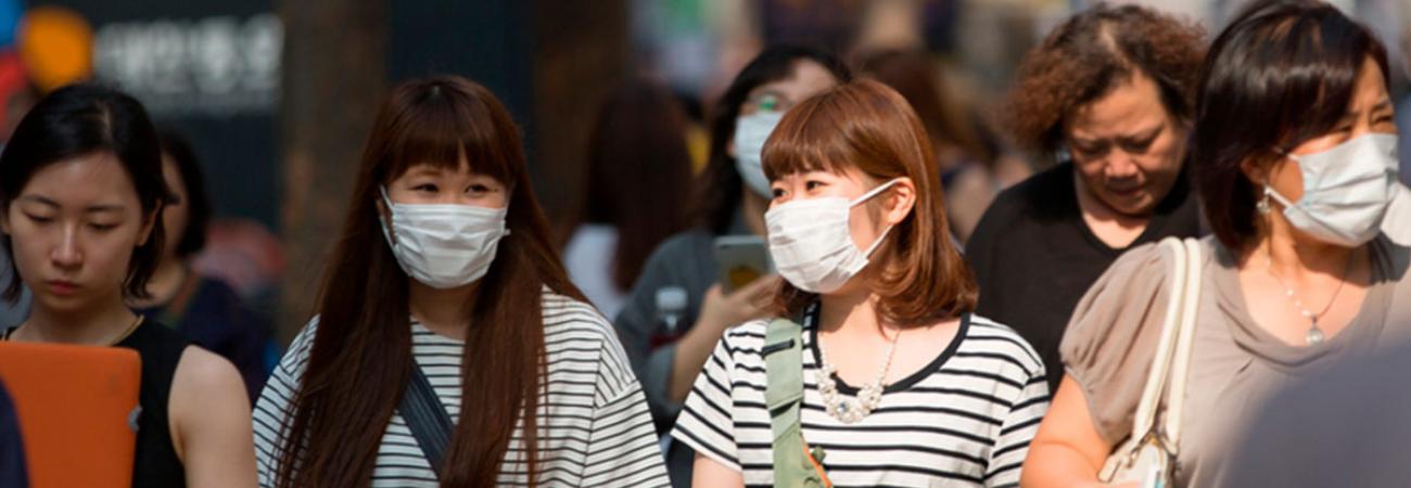 Corea del Sur atraviesa su peor crisis por Covid-19 al superar los 1000 casos diarios