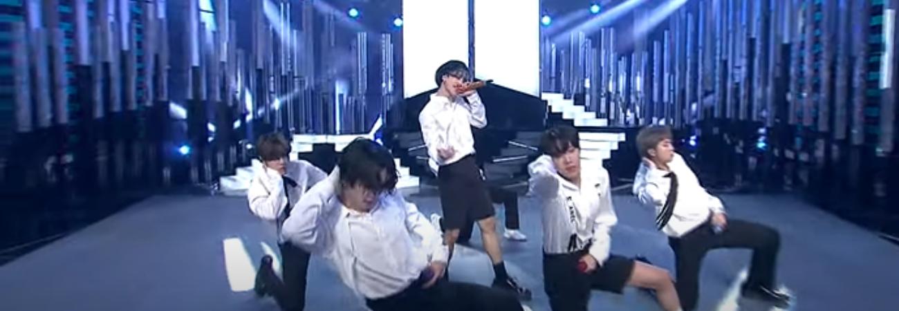 BTS nos transporta al pasado con su presentación de 'I NEED U' y más en el '2020 KBS Gayo Daechukje'