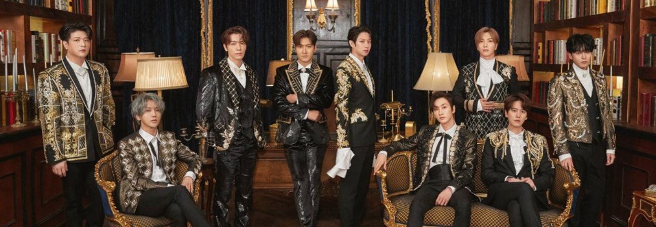 Super Junior gana el '2020 Boy Band Battle' de Billboard
