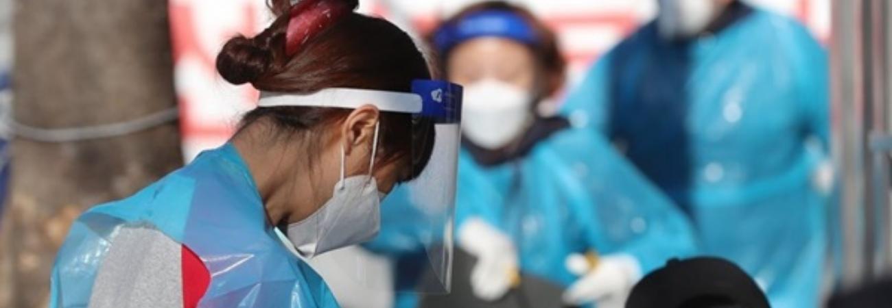 Corea del Sur advierte que la situación podría empeorar significativamente si no se frenan los contagios por Covid-19