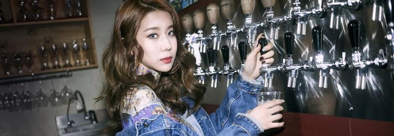 Jiae, ex miembro de WA$$UP comparte fotos con su novia después de declararse bisexual