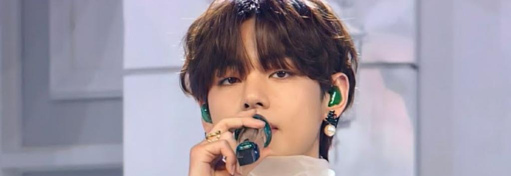 Netizens llaman a V de BTS un 'Dios-visual' después de su actuación en los MMA y los MAMA 2020