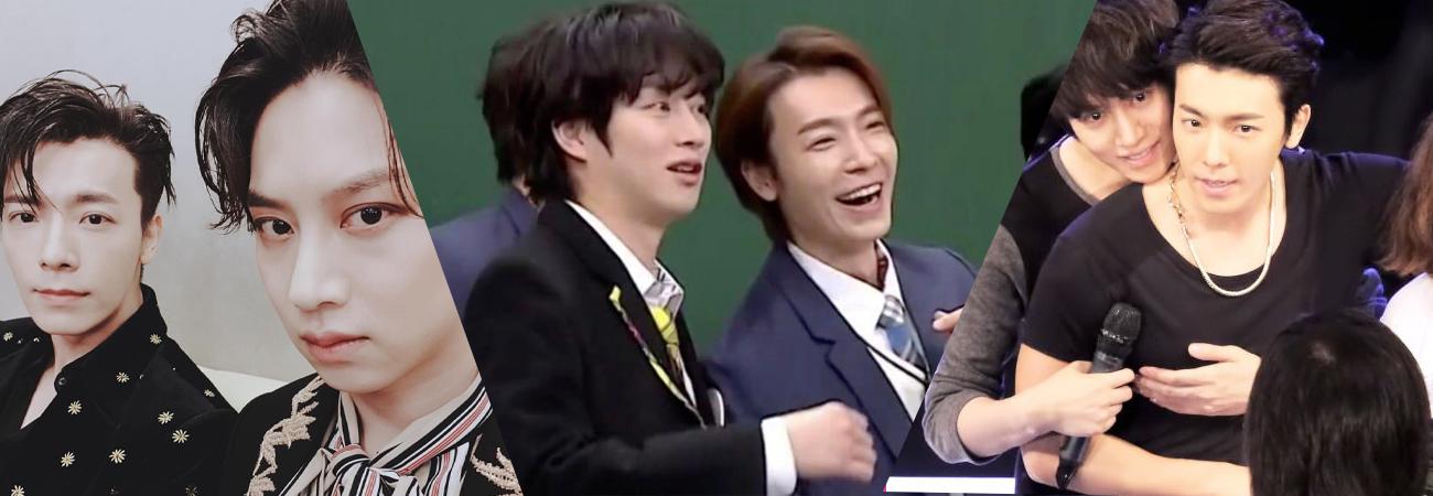 Donghae de super junior da a conocer que Heechul quiso abandonar el grupo