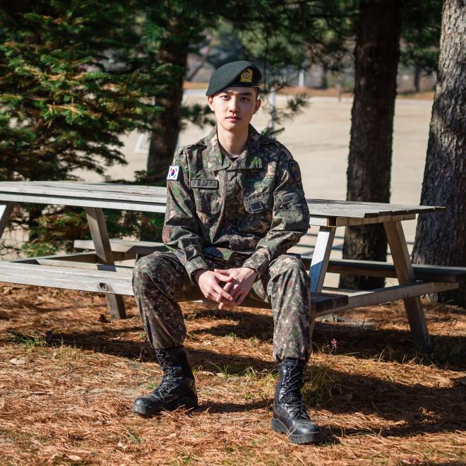 D.O. de EXO se vuelve tendencia en Twitter por la noticia de su baja del servicio militar