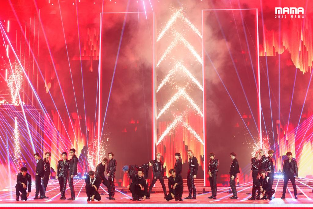 """Netizens comentan acerca de la duración de cada presentación en los """"MAMA 2020"""""""