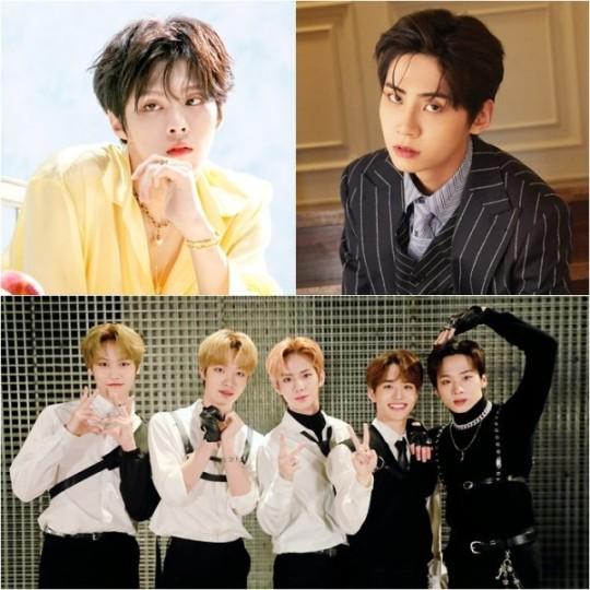 Top Media anuncia los planes de regreso de MCND, Kim Woo Seok y Lee Jin Hyuk de UP10TION para el 2021
