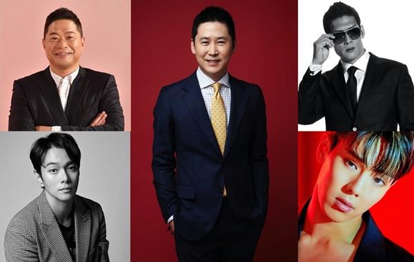 """MBC anuncia nuevo programa """"Hungry for Delivery? Order it First!"""" con un gran elenco"""