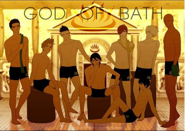 La película 'King of Bath', viola los derechos de autor del webtoon 'God of Bath'