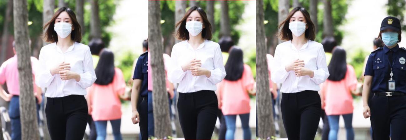 La ex novia de Park Yoochun, publica una imagen de autolesión en sus redes sociales