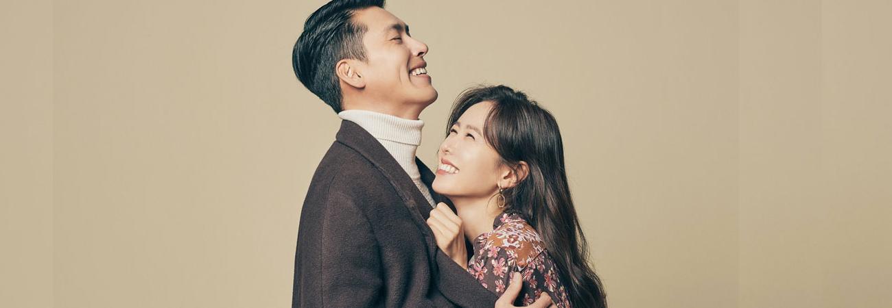 Hyun Bin y Son Ye Jin confirman que están saliendo