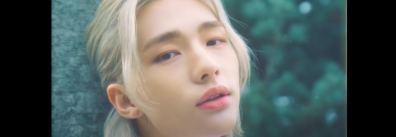 Hyunjin de Stray Kids revela Little Star una canción compuesta por el mismo