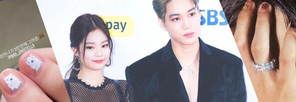 KAI de EXO y JENNIE de BLACKPINK podrían seguir en una relación, usuarios creen que si