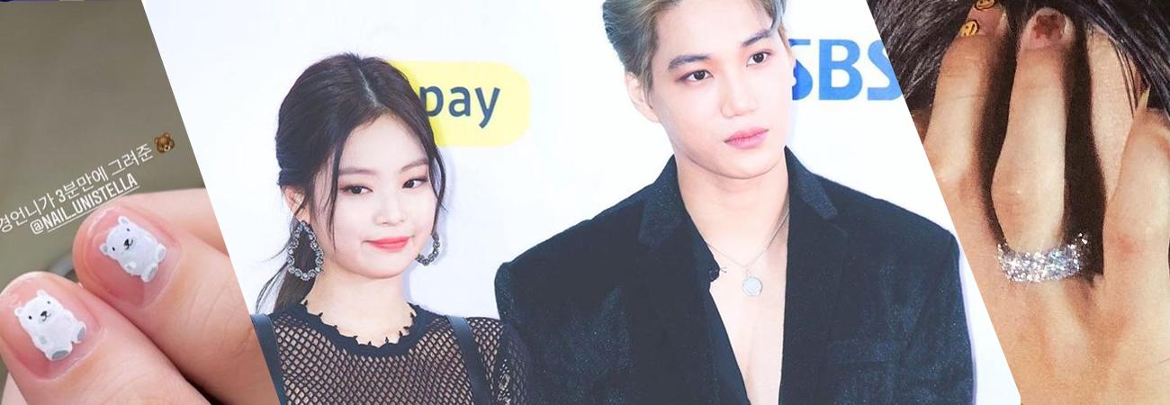 KAI do EXO e JENNIE do BLACKPINK podem estar em um relacionamento, de acordo com os usuários