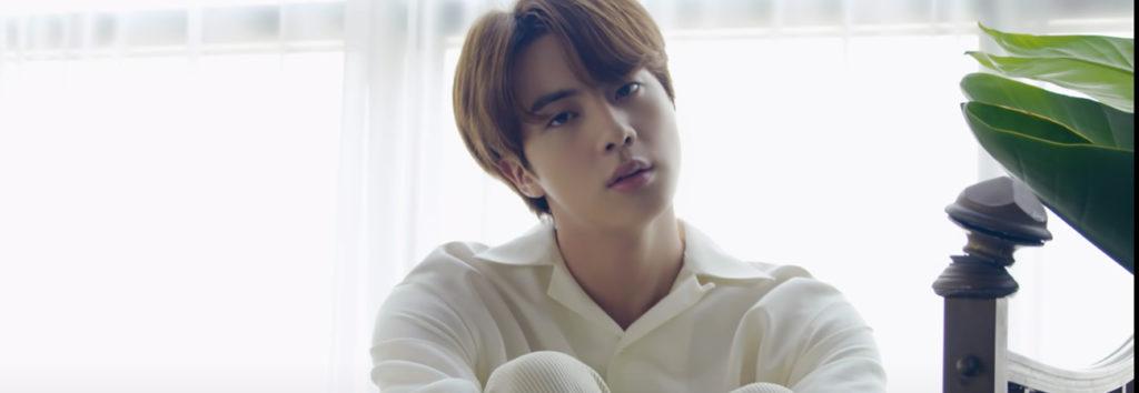Jin de BTS confirma su apodo como World Wide Handsome en Dicon Korea