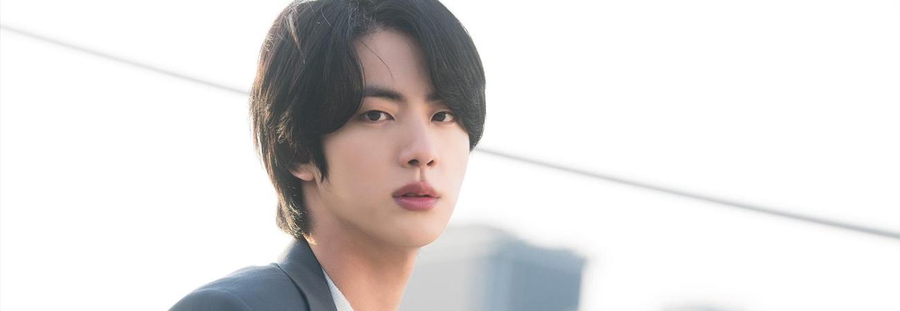 Jin de BTS se le acredita como el productor principal de Abyss