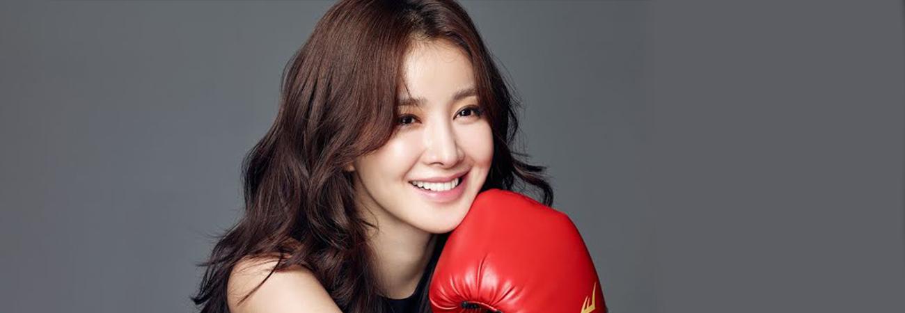 Lee Si Young, de actriz a campeona de box