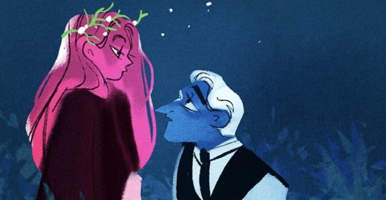 Hablemos de Webtoons: Lore Olympus de Rachel Smythe
