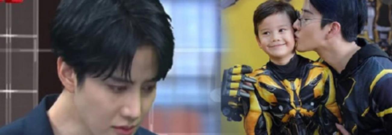 El Actor Tailandés Mike Angelo, sigue en juicio por la custodia de su hijo