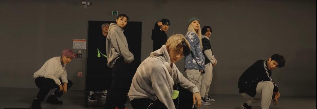 P1Harmony revela el dance practice de Breakthrough