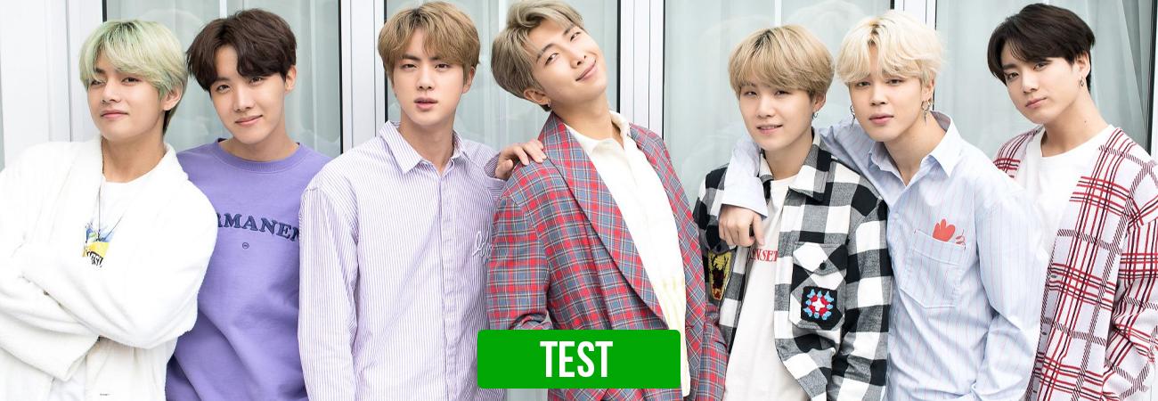 TEST: ¿Qué te obsequiaran los miembros de BTS de navidad?