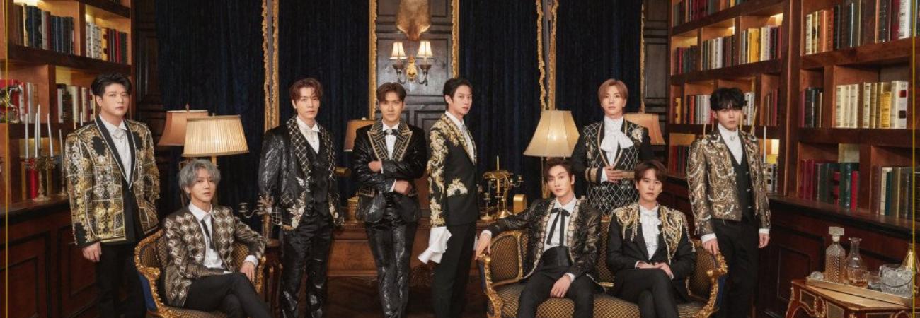 Se pospone el Décimo Álbum de Super Junior