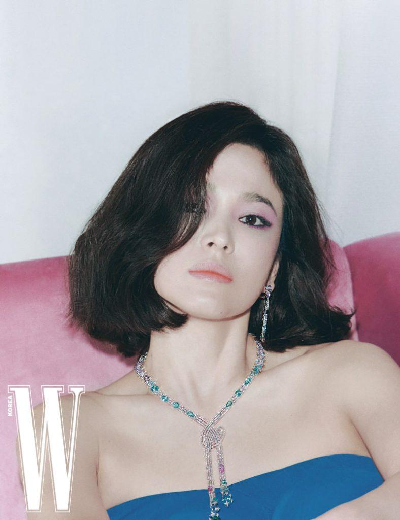 Son Hye Kyo habla sobre sus futuros planes y proyectos que quiere hacer