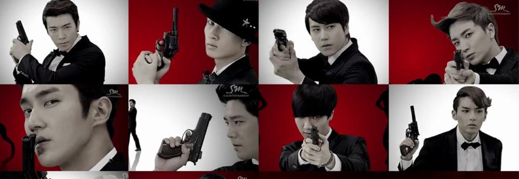 Super Junior revela que 'SPY' es una canción prohibida para ellos