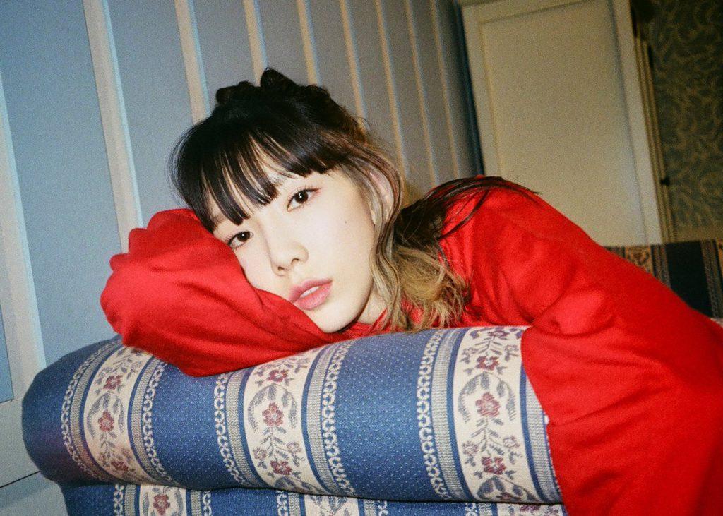 "Taeyeon ocupa el primer lugar en varias plataformas de música con ""What Do I Call You"""
