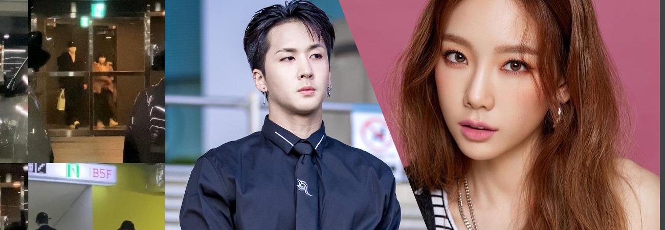 ¿Taeyeon de Girls' Generation y Ravi de VIXX están saliendo? ¡Descúbrelo!