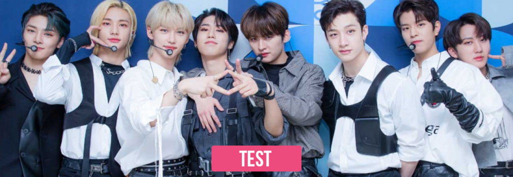 TEST: ¿Qué Integrante de Stray Kids te besara primero?
