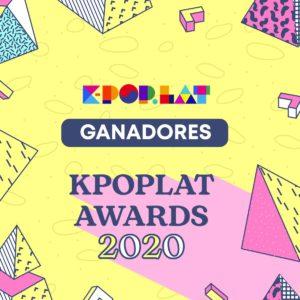 Ellos son los ganadores de los KPOPLAT AWARDS 2020