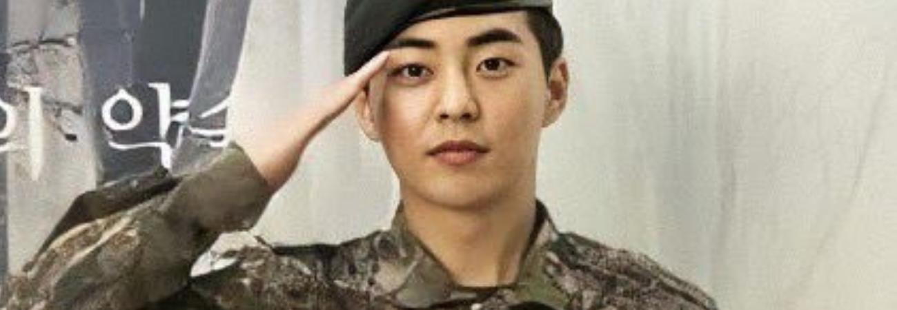 Xiumin de EXO se vuelve Trending con su regreso