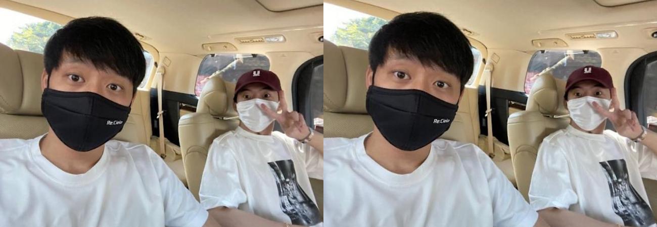 Park Yoochun ex JYJ y Yoo Hwan, dan mensaje sobre el cuidado de un nuevo brote de Covid-19