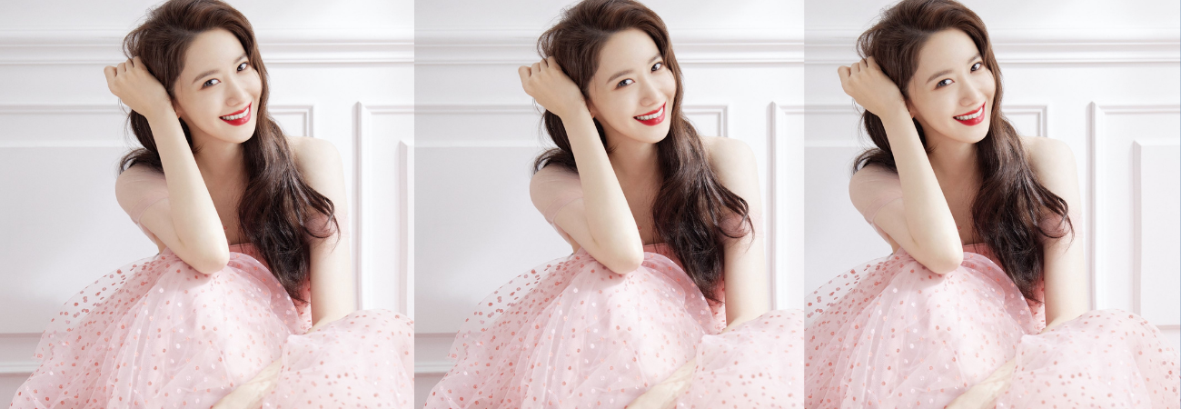 YoonA de Girls Generation, brilla en las escenas detrás de cámara de 'Estée Lauder Korea'