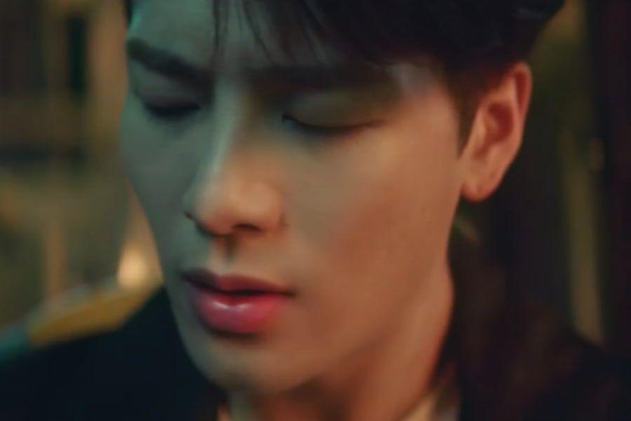 Jackson de GOT7, nuevo lanzamiento en solitario