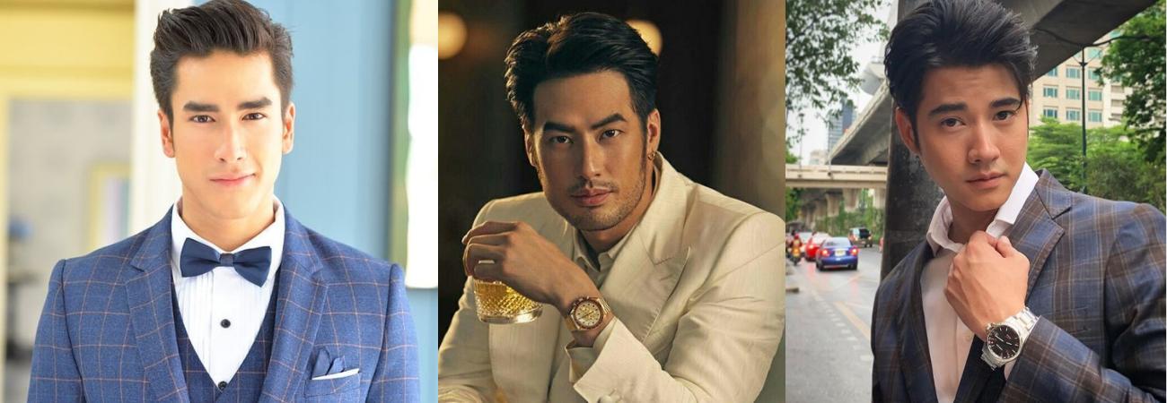 Los 5 Actores más populares de Tailandia