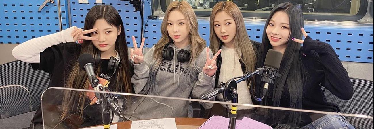 aespa revela como fueron seleccionadas por SM Entertainment