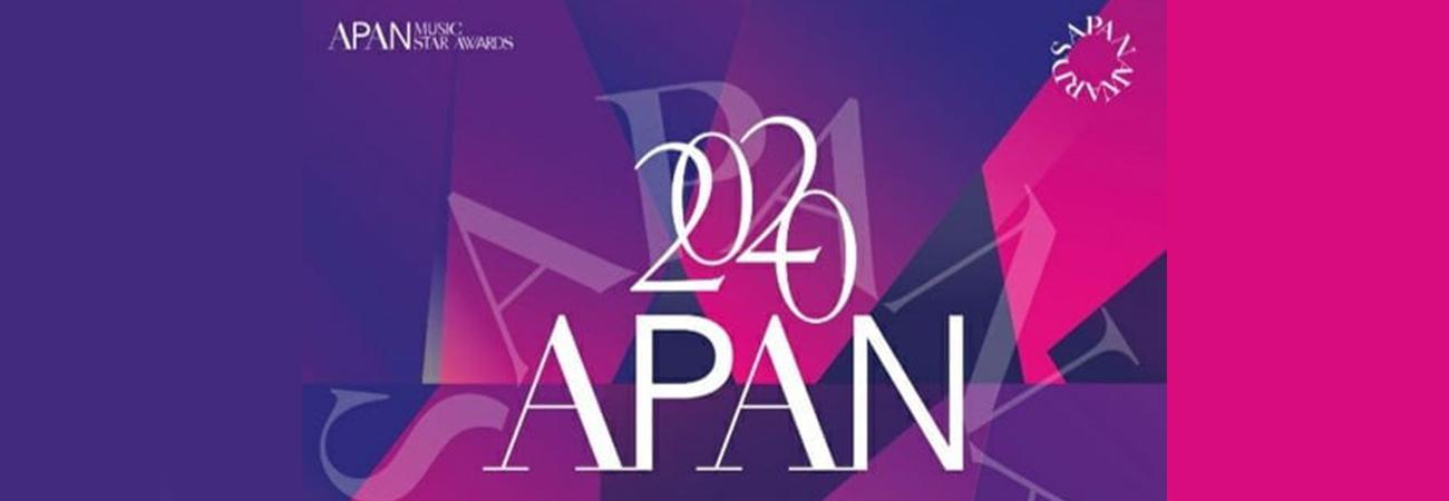 Los '2020 APAN Awards' son pospuestos hasta enero