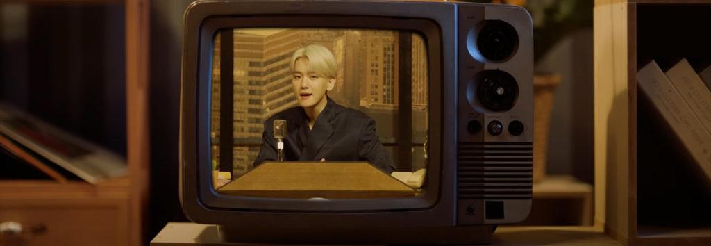Baekhyun de EXO revela su MV teaser en japonés de Get You Alone