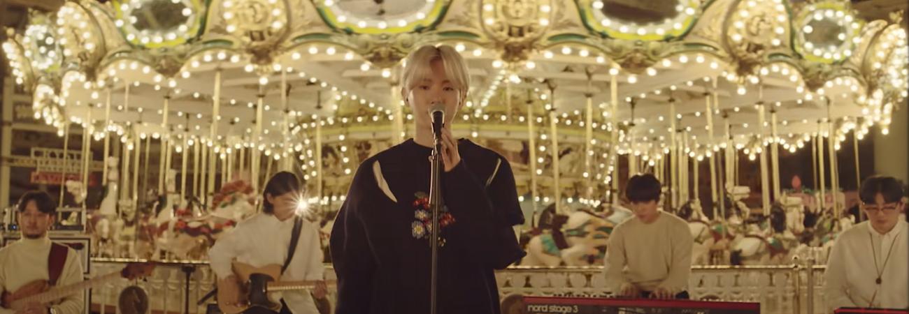 Horarios para LATAM y España para el lanzamiento de Amusement Park de Baekhyun de EXO