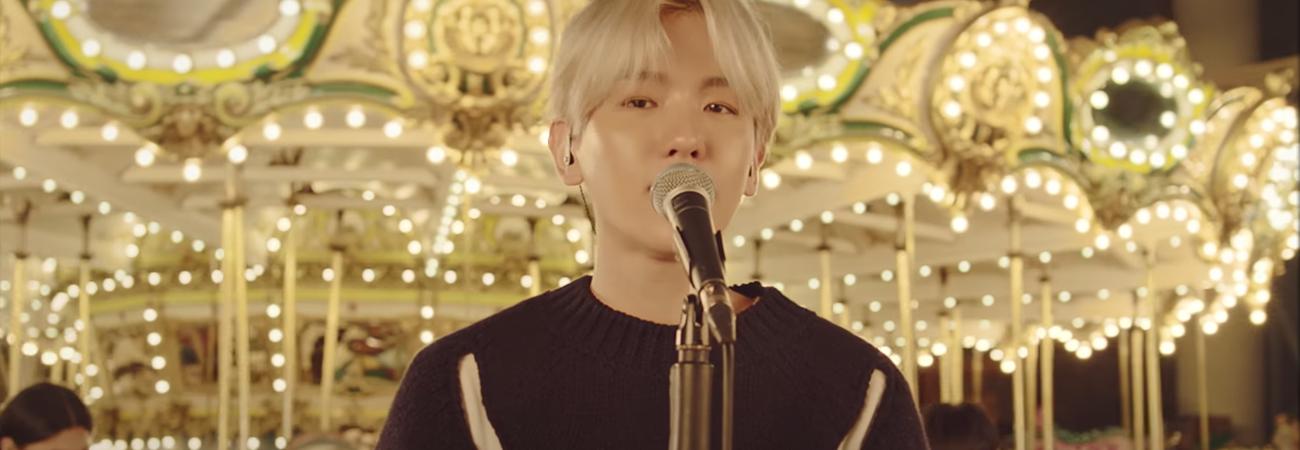Baekhyun de EXO libera la hermosa canción Amusement Park