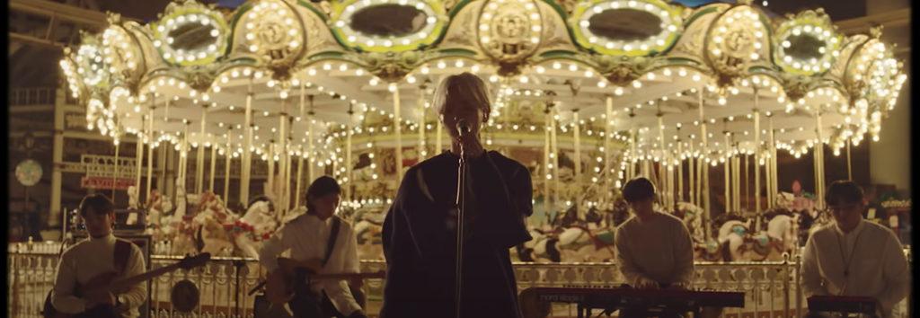 Baekhyun de EXO libera su video teaser de Amusement Park